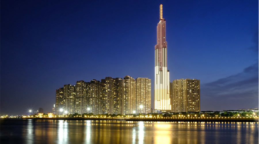 MEGANET ACCOMPANY WITH LANDMARK81